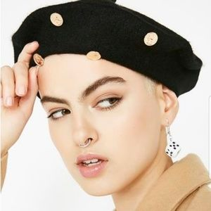 NWT Coachella style country beret